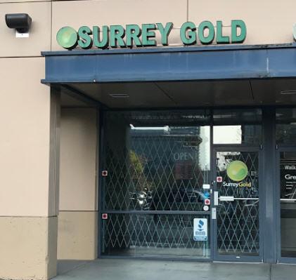 Surrey Gold