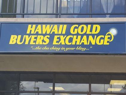 Hawaii Gold Buyers Exchange