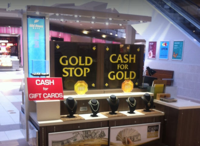 Gold Stop Store