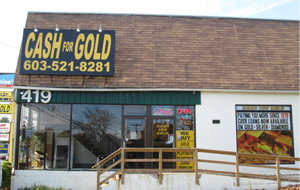 Cash For Gold Nashua
