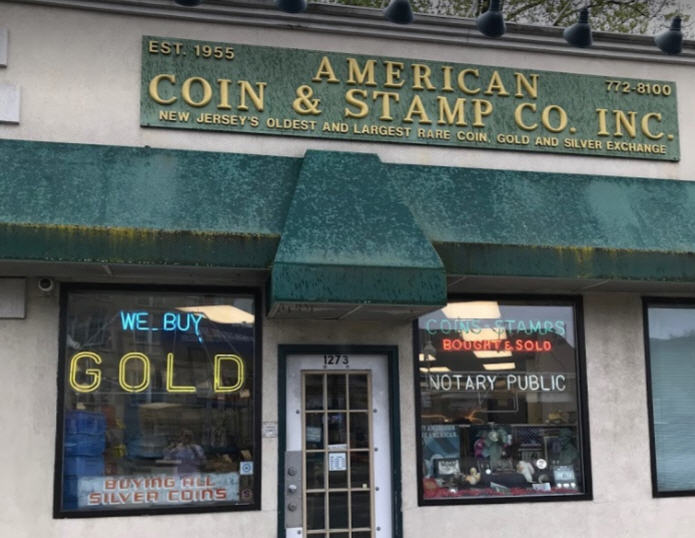American Coin & Stamp Co.,Inc.