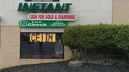 Instant Cash For Gold & Diamonds