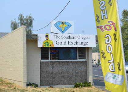 The Southern Oregon Gold Exchange