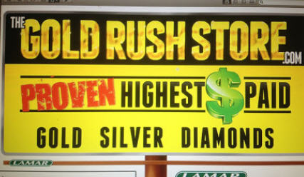 The Gold Rush Store