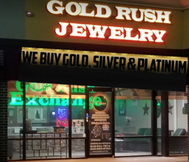 Gold Rush Exchange