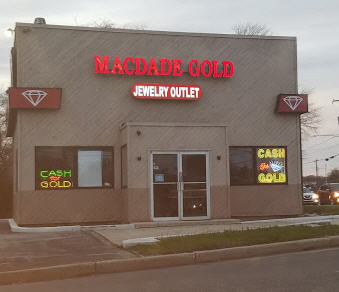MacDade Cash for Gold